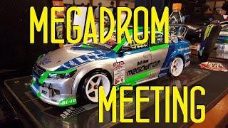 Megadrom Drift Track - Meeting 06-10-2018