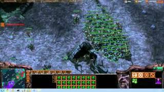 Starcraft 2 - Destiny's Subterranean Anal Assault (SAA)