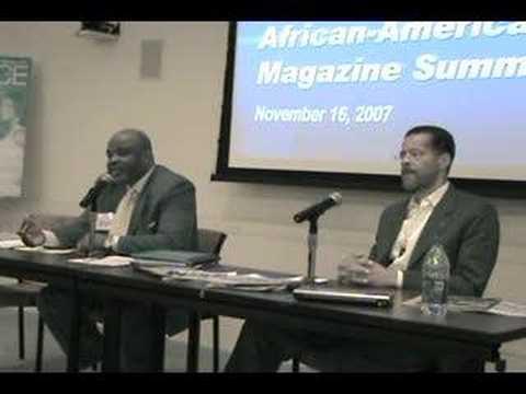 African American Magazine Summit 2007 - Circulation I