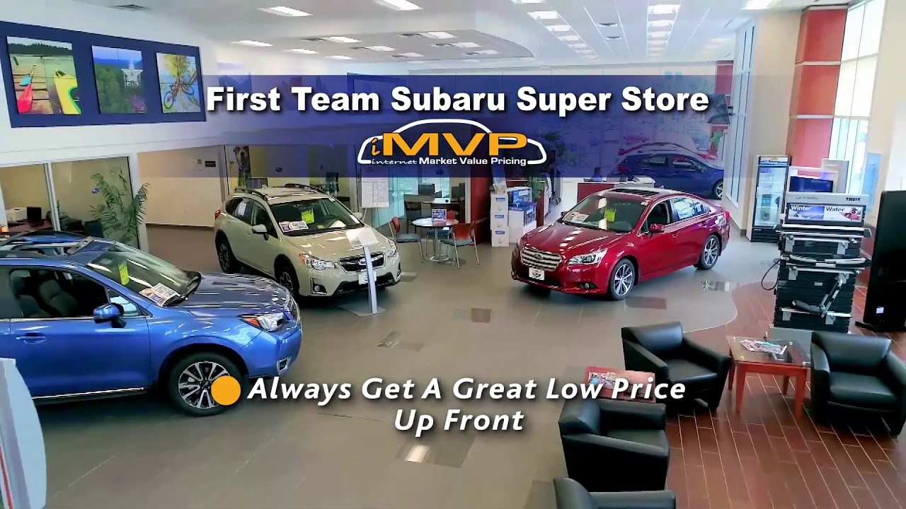 First Team Subaru >> First Team Subaru Fast Fair Easy Youtube