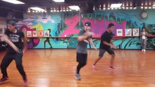 LET ME LOVE YOU - Dj Snake  ft Justin Bieber | @ChrisUrteaga Choreography