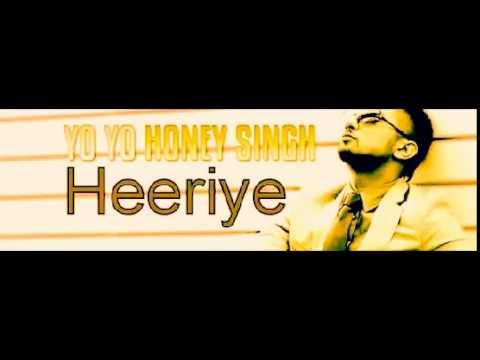 Yo Yo Honey Sing New Full HD Song 2015: Heeriye
