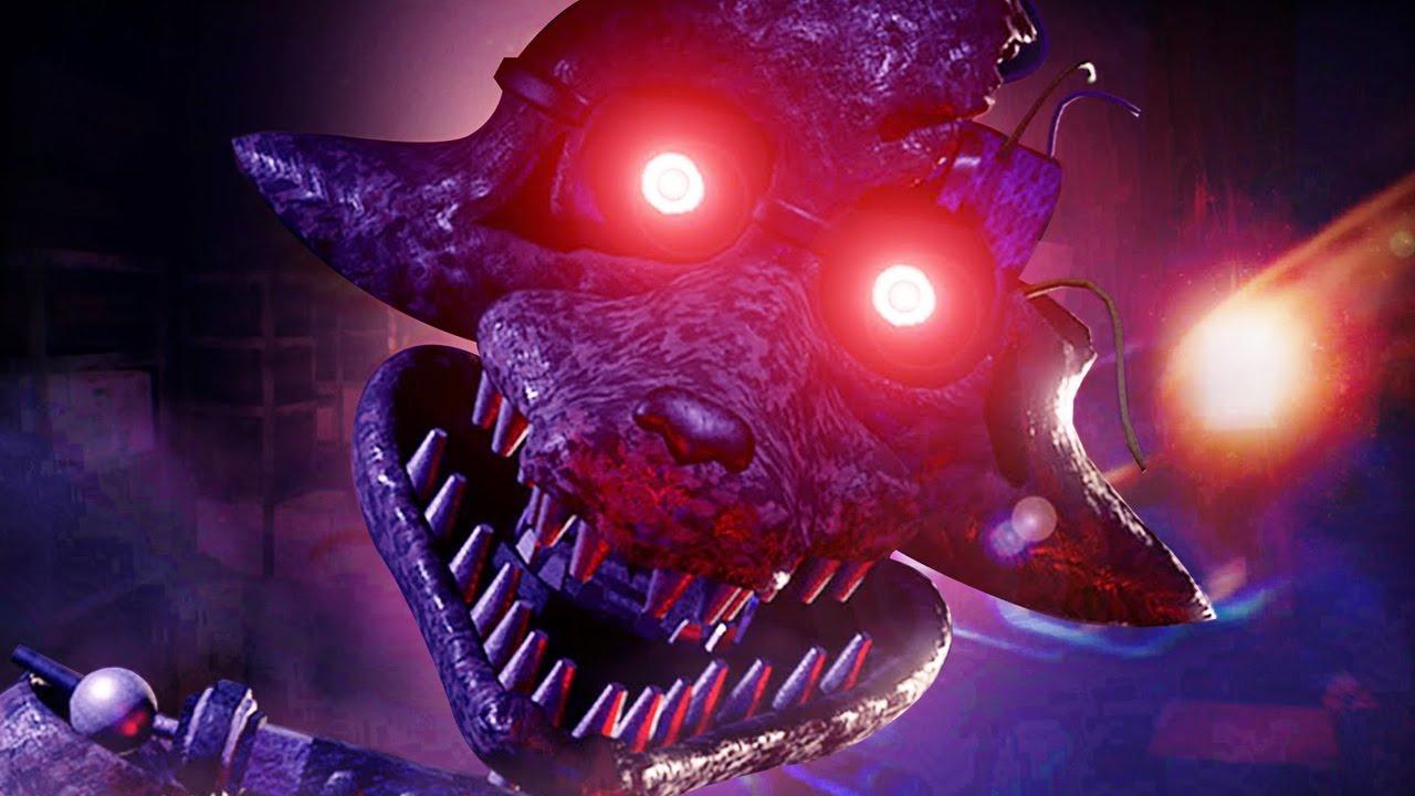 Il foxy piu 39 spaventoso di sempre tjoc r youtube for Immagini di clown da colorare