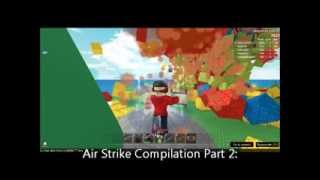 RRA Roblox: Air Strike Compilation 2