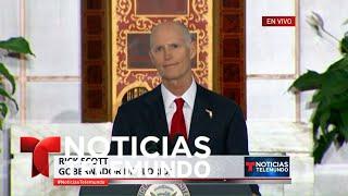 EN VIVO: Discurso del vicepresidente Mike Pence a la comunidad venezolana   Noticiero   Telemundo