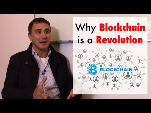 Why Blockchain is a Revolution (ft. Emin Gün Sirer) - YouTube