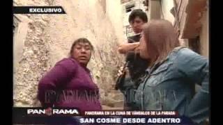 San Cosme desde adentro: otra ´zona liberada