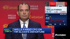 Wells Fargo CFO on Tim Sloan and consumer banking