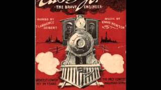 Billy Murray - Casey Jones 1910 (The Brave Engineer) American Quartet