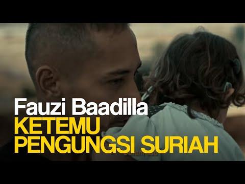 Behind The Scene: Perjalanan Fauzi Baadila di Perbatasan Turki-Suriah