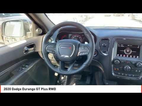 2020 Dodge Durango Odessa TX LC129538