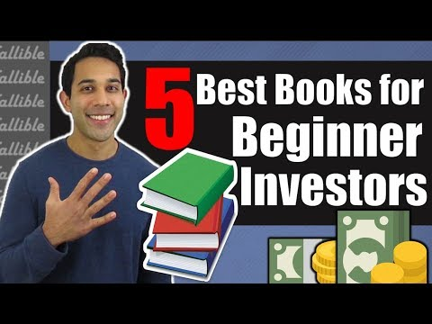 Best Trading Books For Beginners - Top 5 Beginner Investing Books