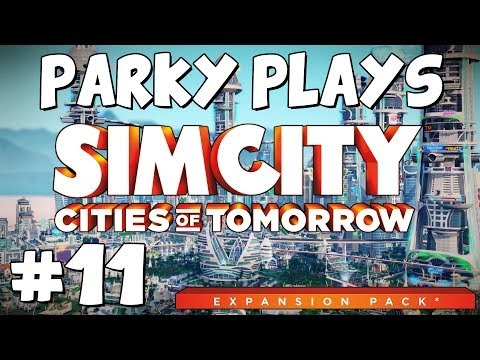 Let's Play Sim City 5: Cities of Tomorrow - Part 11 - Academy Level 3