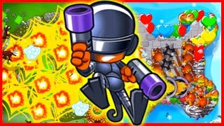Bloons TD Battles - DOUBLE MONEY & RANDOM TOWERS! - Bloons TD Battles Winning Strategy