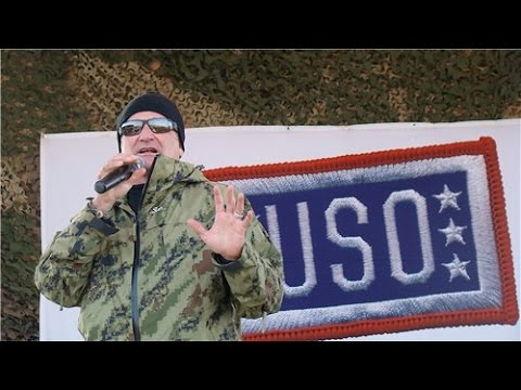 Robin Williams USO Stand-up 2007