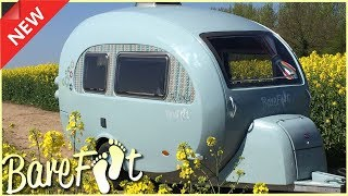 barefoot caravans new camper by nucamp tour and full walk through