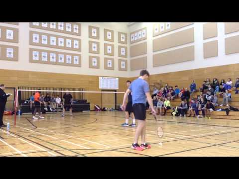 David Humble Eliiott Beals vs Pat Thompson Sam White January 2016 Sackville Camp