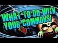 WHAT TO DO WITH YOUR COMMONS! AND HOW TO ORGANIZE YOUR YUGIOH COLLECTION