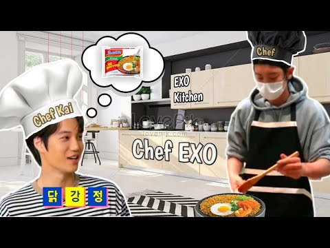 EXO EATING COMPILATION PART 2 (Travel the world on EXO's Ladder) from YouTube · Duration:  10 minutes 11 seconds