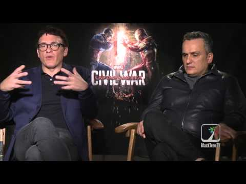 Capt. America: Civil War THE DIRECTORS & THE STORY