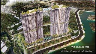 Giới thiệu tổng quan căn hộ siêu sang Sky Oasis khu đô thị Ecopark