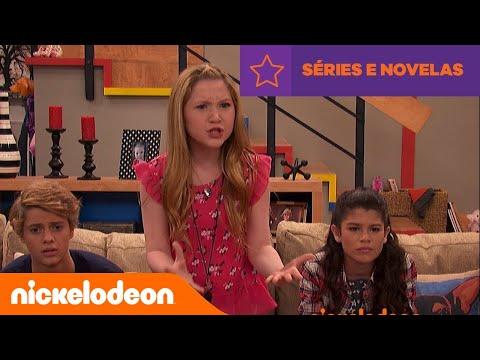 Henry Danger  Invasores Espaciais  Brasil  Nickelodeon em Português