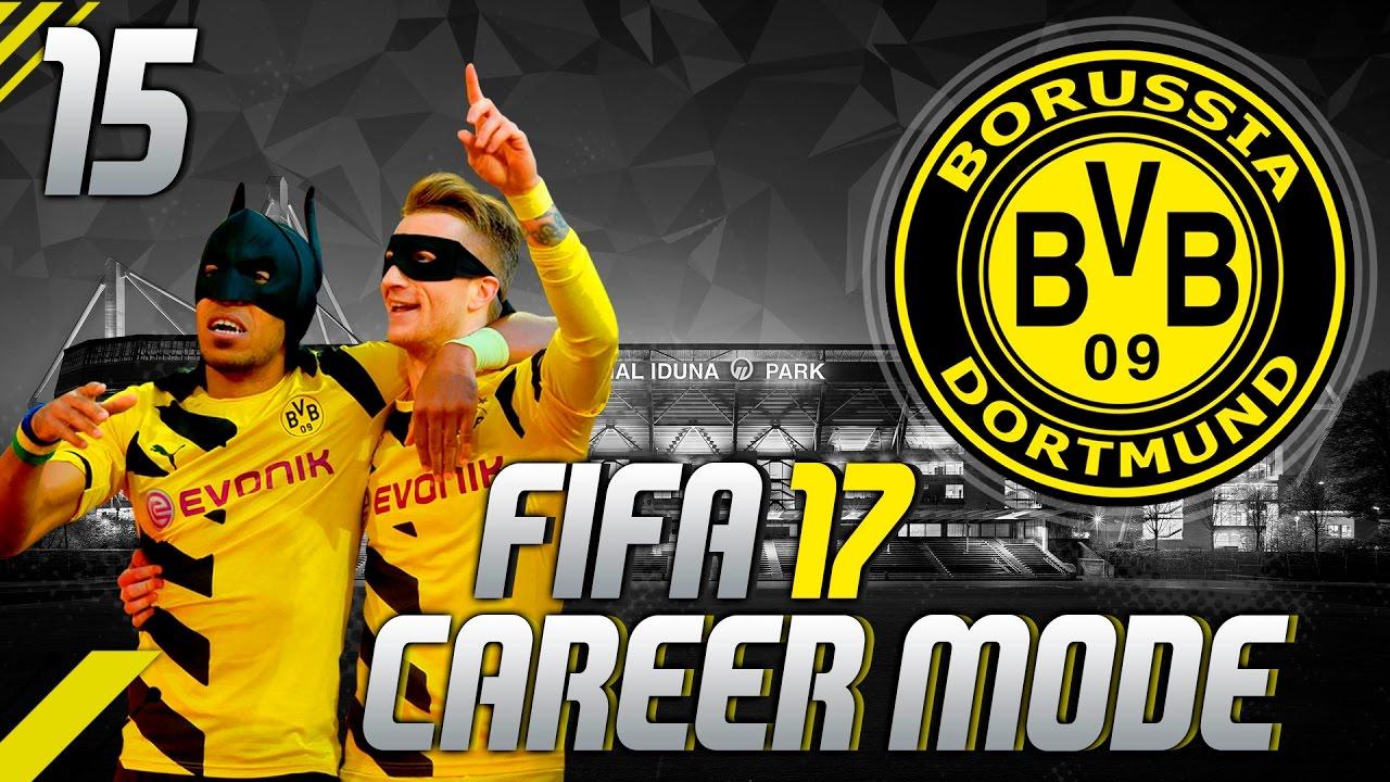 Fifa 17 Dortmund