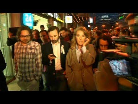 أخبار المرأة | مذيعة تلفزيونية تترشح لرئاسة #روسيا  - نشر قبل 9 ساعة