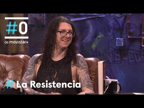 LA RESISTENCIA - Entrevista a Andrew O'Neill | #LaResistencia 09.04.2018