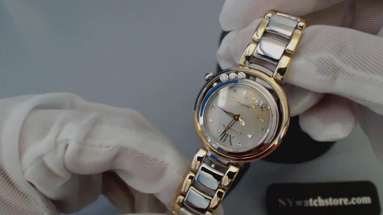 Citizen Eco Drive Women S Diamond Watch