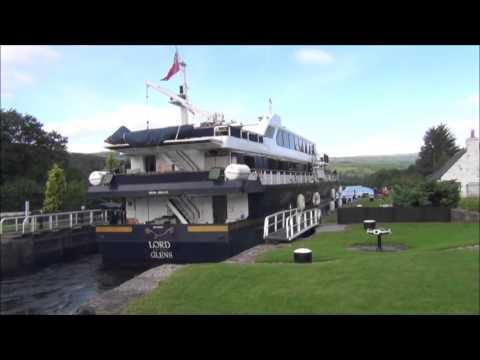 Caledonian Canal - Scotland 2015