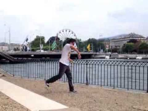 Freestyle in Geneve | @mateuspitoco