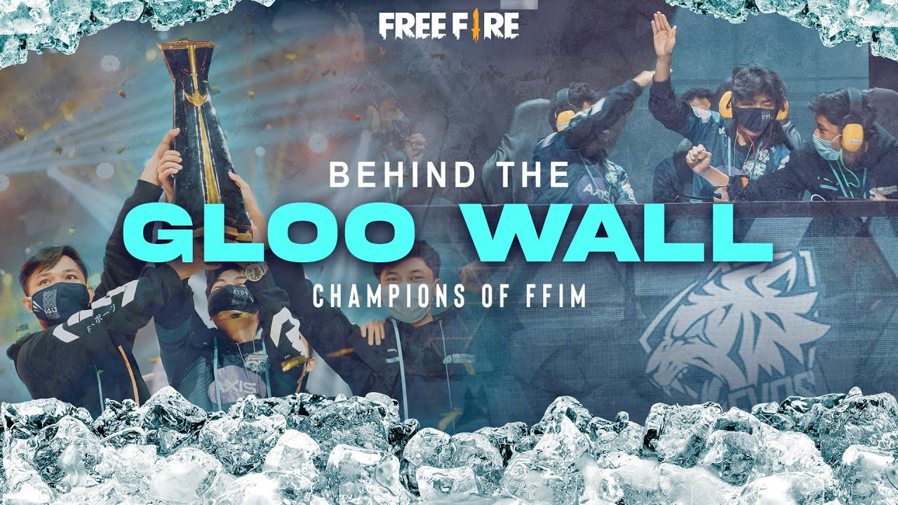 The Champion of FFIM - Behind the Gloo Wall