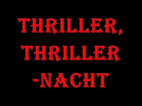 Michael Jackson- Thriller deutsche Übersetzung by MeLookThatsMe