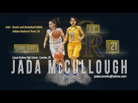 Jada McCullough Freshman Highlights, Caesar Rodney High School
