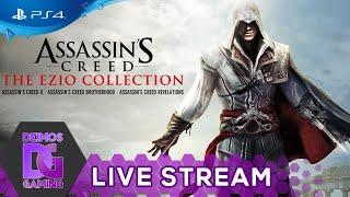 Assassin's Creed Brotherhood #07 - The Ezio Collection | ⭕ Záznam streamu ⭕ CZ/SK 1080p60fps
