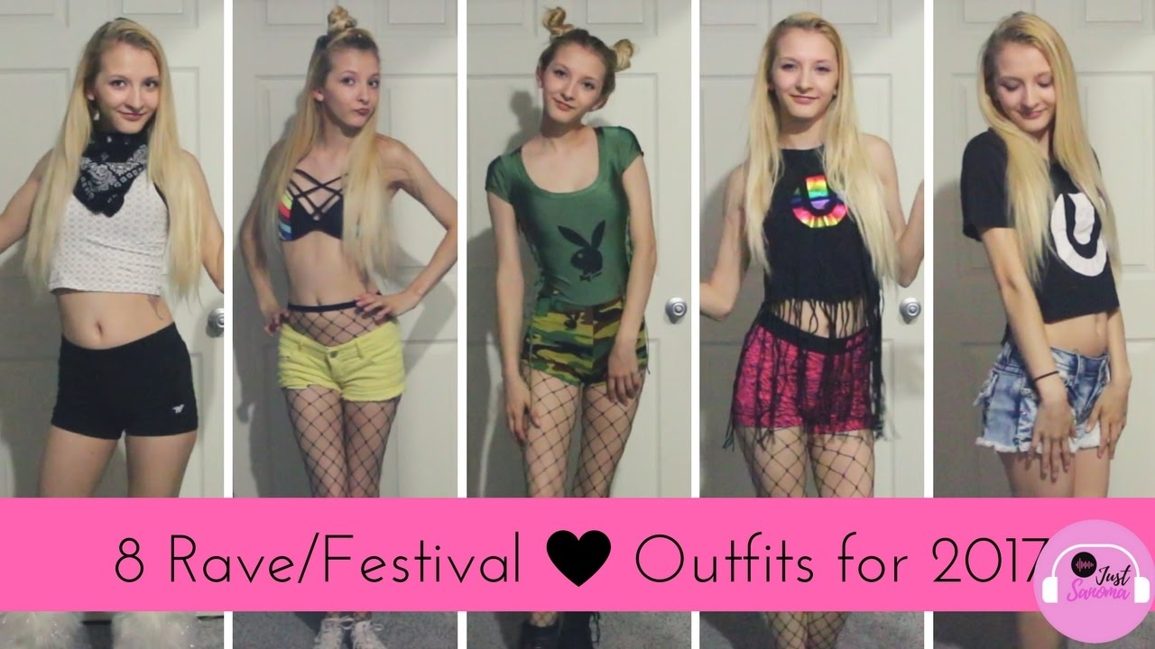 2e63dc667023c Festival + Rave Clothing TRY ON Haul - Rave Outfit Ideas 2017 - YouTube