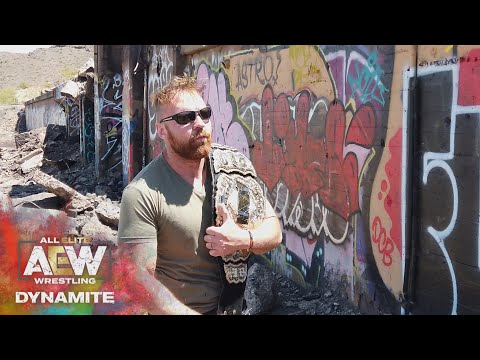 WHAT'S ON JON MOXLEY'S MIND? | AEW DYNAMITE 4:29:20