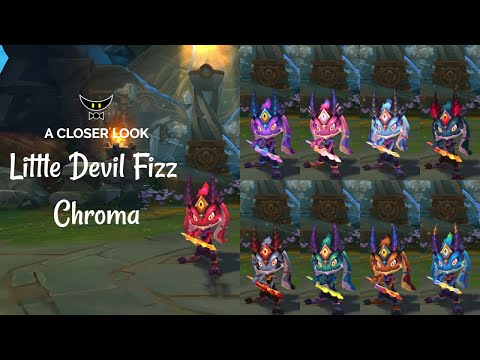 Little Devil Fizz Chromas