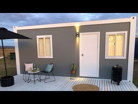 Amazing 20ft Container Home One Bedroom Granny Flat Or Teenage Retreat