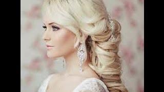 КРАСИВЫЕ  СВАДЕБНЫЕ ПРИЧЕСКИ(Красивые свадебные прически делают каждую невесту неповторимой! Тут Вы найдете секреты создания плетеной..., 2014-12-22T15:20:33.000Z)