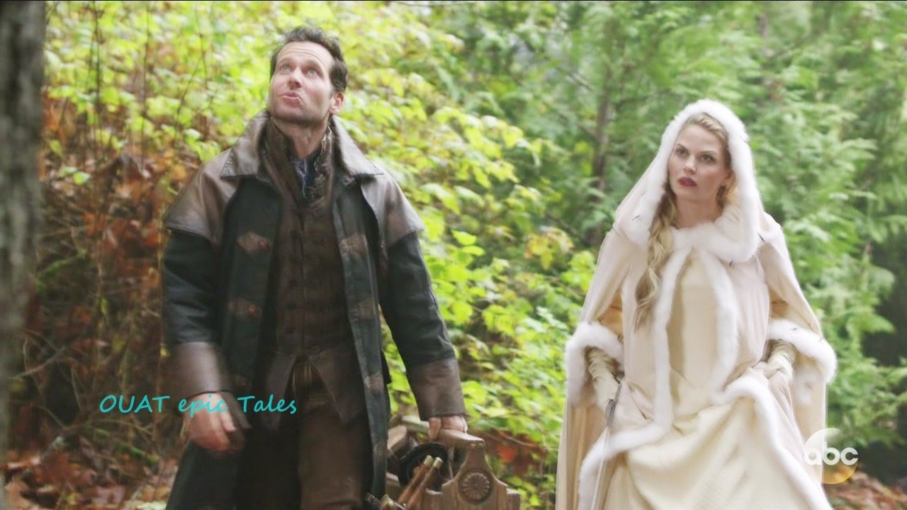 Once upon a time hook meets emma