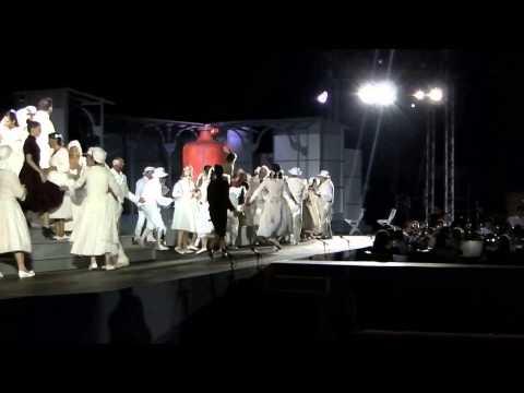 2013-09-08 L'Elisir d'amore Opera at Paphos Fort (HD)