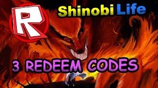 [NEW CODES ON DESC] Roblox Shinobi Life FIRST (LOOK AT DESCRIPTION)