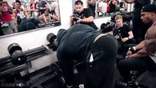 Ulisses Jr | Kai Greene | Simeon Panda | DLB | RB | Bradley Martyn | Kris Gethin - RELENTLESS