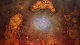 World of Warcraft Cataclysm Russian Trailer