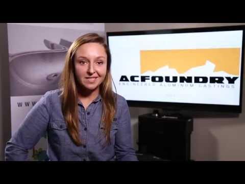 AC Foundry - Sand Cast Process