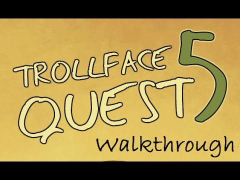 Trollface Quest 5: World Cup 2014 Walkthrough
