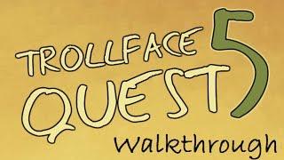 Trollface Quest 5: World Cup 2014 Walkthrough