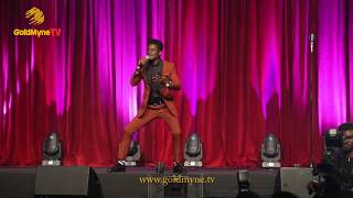 KENNY BLAQ LIVE AT  LAGOS LAUGHS (Nigerian Comedy)